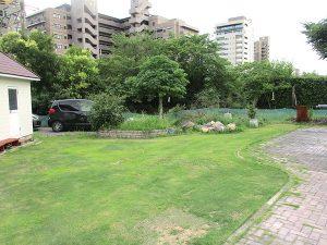きらり東畦 お庭