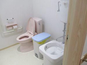 きらり東畦 トイレ